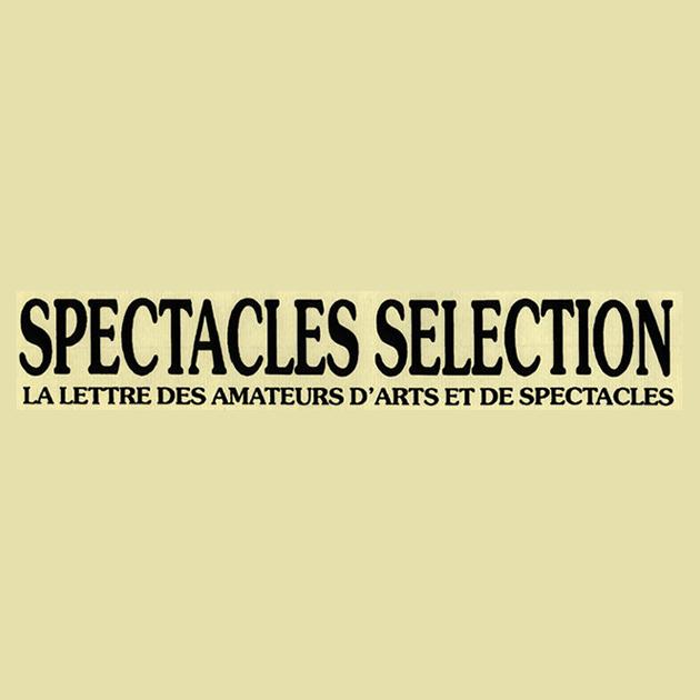 Logo de Spectacles Sélection